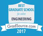 GradSource Best Schools for Online Master's Degrees in Engineering Logo